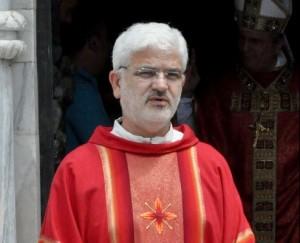 don salvatore al pontificale san nicandro con vescovo cibotti