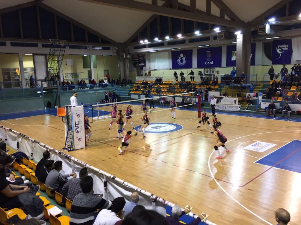 Pallavolo B1 femminile, ultima del 2016 in Campania per l'Europea 92