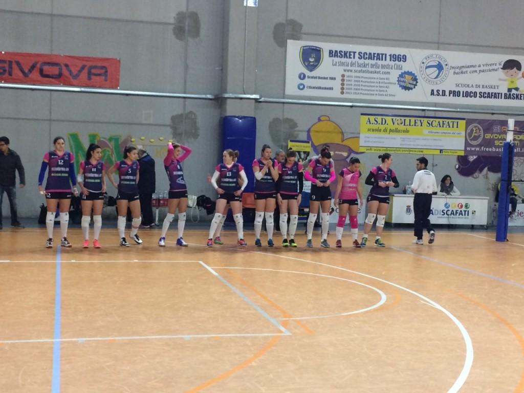 Volley femminile B1, per l'Europea 92 c'è il Castelvetrano