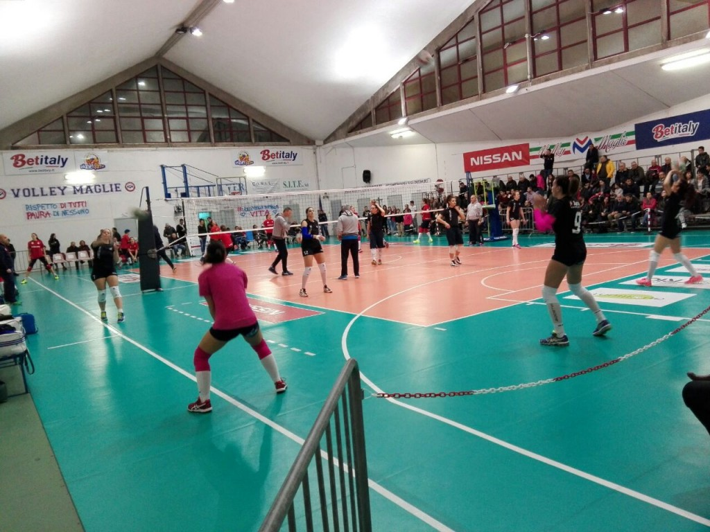 Pallavolo femminile serie B1, l'Europea 92 Isernia ospita Volley Group Roma