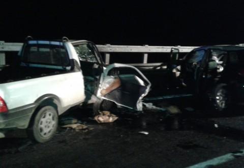 Trignina, violento frontale tra due vetture: muore un bimbo di quattro anni