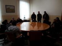 Scuola di Rio Vivo a Termoli, il sindaco Sbrocca rassicura i genitori