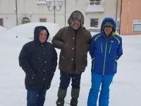 Neve, la lezione di Vastogirardi: da noi nessun problema