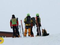 Emergenza neve, il Soccorso alpino al lavoro nelle aree più impervie