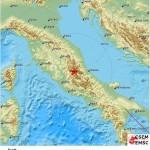 Forte scossa nel Centro Italia, terremoto avvertito anche in Molise