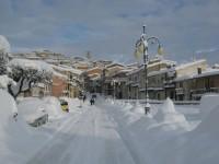 Neve, a Trivento è fai da te: il Comune impone ai cittadini di gettare anche il sale