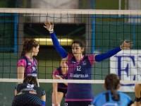 Pallavolo B1 femminile, trasferta campana per l'Europea 92