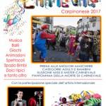 Carpinone, sabato impazzerà il Carnevale