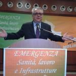 Iorio candidato al Parlamento «Io ci sono»