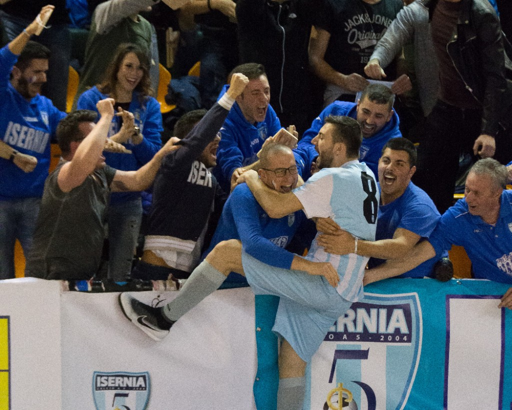 Futsal serie B, domani il ventesimo turno
