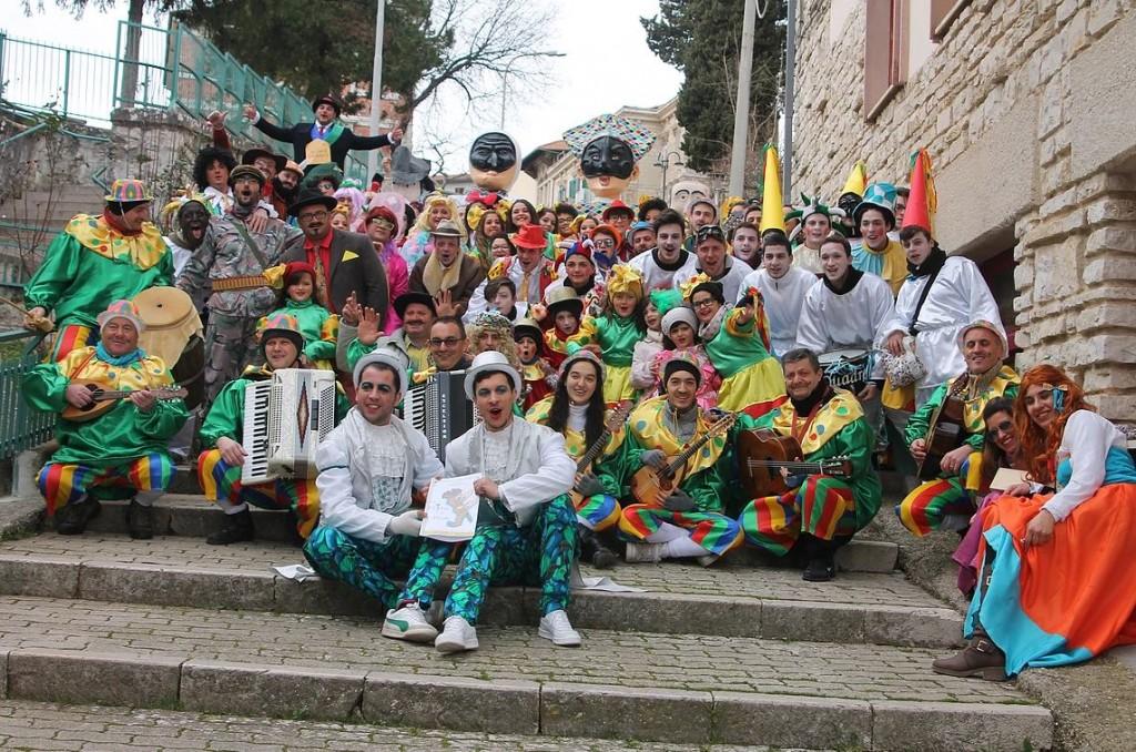 A' meskuerate, tutto pronto per il Carnevale di Ripalimosani