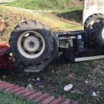 Incidente nei campi in contrada San Vito a Isernia, un uomo muore schiacciato dal trattore