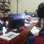 L'intervista a Sallusti, presto nuove iniziative in Molise