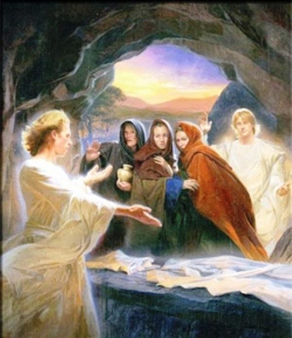 Brevi riflessioni sulla S. Pasqua di Risurrezione