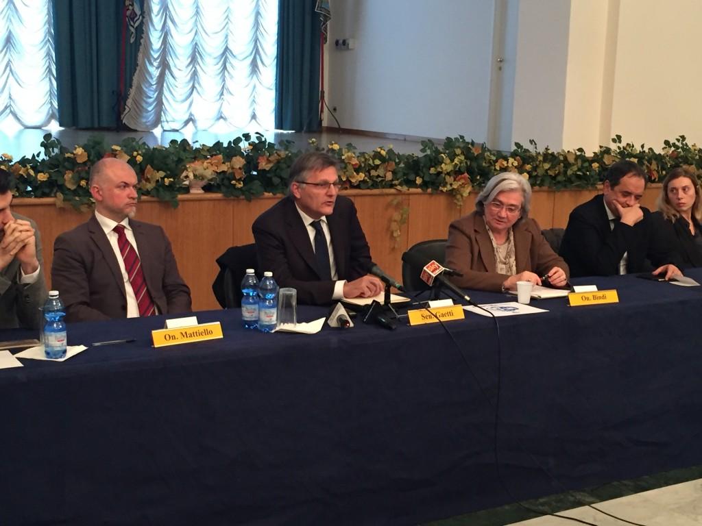 La Commissione  parlamentare antimafia si riunisce a Campobasso