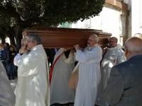 Venafro saluta commossa don Armando. Cibotti: «Resterà vivo tra noi»