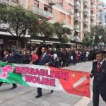 Raduno dei Bersaglieri a Pescara, Campobasso risponde presente