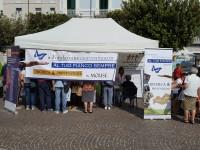 La Cattolica in piazza a Campobasso, erogate 600 prestazioni in quattro ore