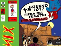 Civitacampomarano, fino a domenica al Castello Angioino la 1^ Fiera del fumetto