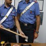 Frosolone, colpisce alle spalle il fratello con un'ascia: 50enne arrestato con l'accusa di tentato omicidio aggravato