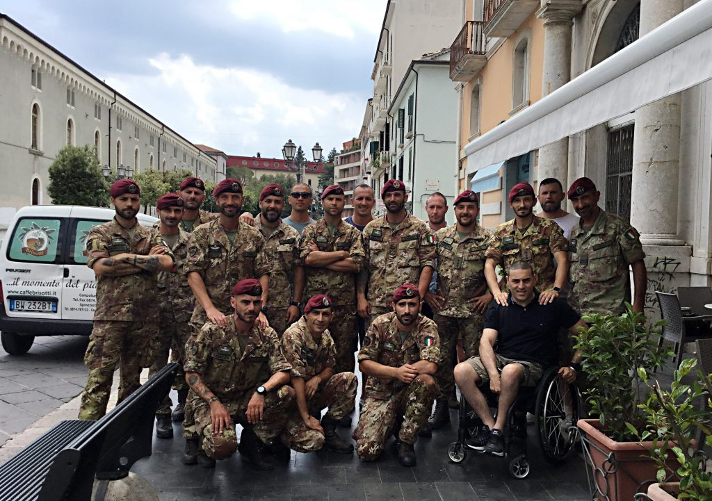 «Un ragazzo solare e un ottimo soldato, sono tornato in Afghanistan per lui»