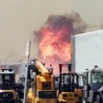 Incendio alla Fiat di Termoli, evacuato lo stabilimento