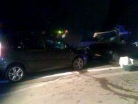 Grave incidente al bivio per Campodipietra, i feriti trasportati in codice rosso al Cardarelli