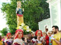 Cercemaggiore, folla delle grandi occasioni per la festa in onore della Madonna della Libera