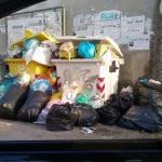 Isernia, rifiuti abbandonati senza criterio: infuria la protesta