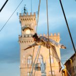 A Castel Del Giudice notti magiche con gli artisti di strada di tutto il mondo