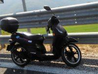 Pozzilli, cade con lo scooter e finisce nella scarpata: grave 55enne