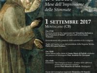 Montagano celebra San Francesco d'Assisi