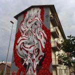 Draw the line, a Campobasso il festival che unisce attraverso l'arte