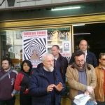 """Termoli: i No Tunnel in campo per la """"partecipazione"""""""