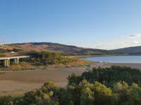 Lago di Guardialfiera, Diga Liscione