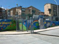 Campobasso, un murales della Pace con gli occhi di Sara Maggiani