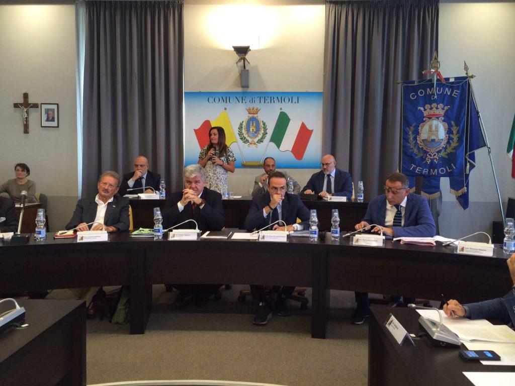 Zone economiche speciali, un patto per lo sviluppo tra Abruzzo, Molise e Anci