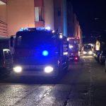 Fiamme nella notte in un garage a Campomarino