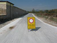 Strada Cappella Iannella di Bojano, Spina assicura: «Sarà realizzata a regola d'arte»