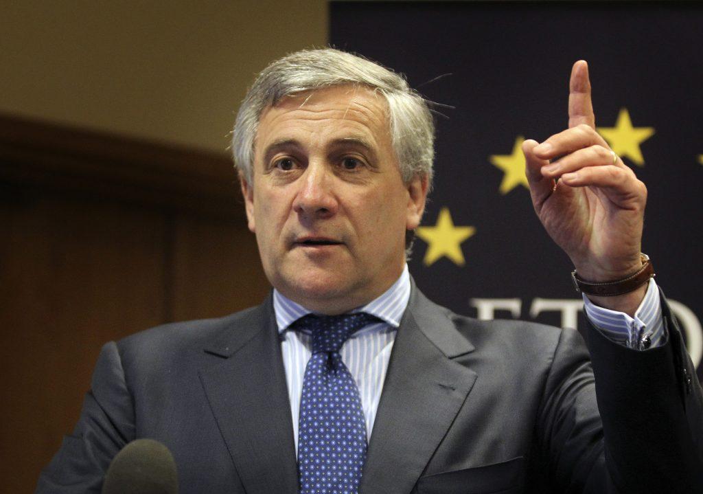 Antonio Tajani,
