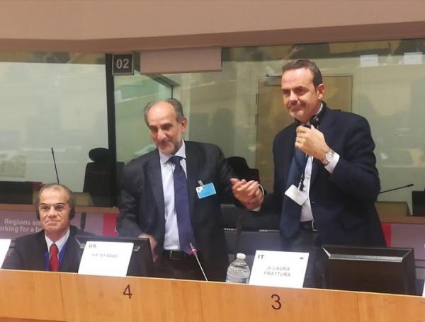Frattura alla guida delle Regioni adriatico-ioniche