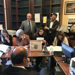 Maurizio Carugno è il nuovo presidente degli avvocati pentri