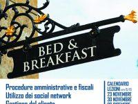 Gestione di Bed and Breakfast, parte il corso della Confcommercio Molise