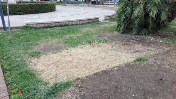 Smontata la casetta 'abusiva' in villa Musenga a Campobasso, presto i lavori per sistemare il parco giochi