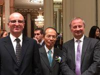 Capracotta-Taiwan, «i rapporti si consolidano»
