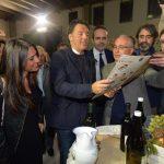 Picierno sul treno con Renzi ma nel suo tweet il Molise non esiste: «È stato scritto male»