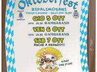Ripalimosani come Monaco di Baviera, fino a domani l'Oktoberfest