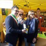 Salvatore Colagiovanni a Napoli tra gli stand delle eccellenze molisane