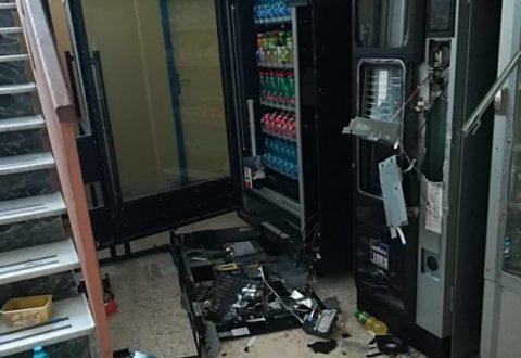 Fuoco e devastazione. Il Manuppella di Isernia colpito 'al cuore' dai vandali