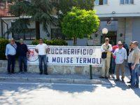 Zuccherificio di Termoli, martedì nuovo presidio al Consiglio regionale